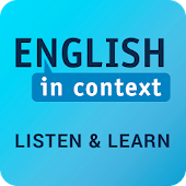 Listen, test & learn your English