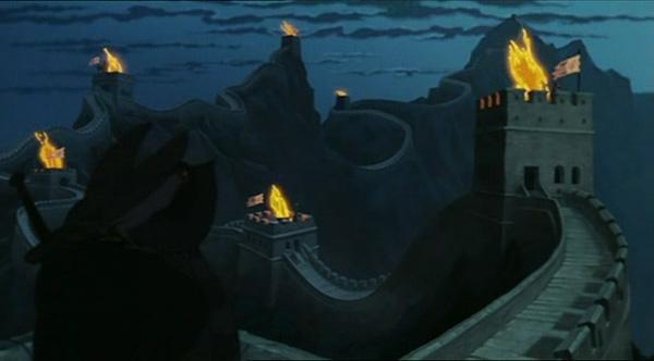 LA REVELION - FORTALEZA VASTAGA- (fortaleza de Dlav) Muralla-china-9