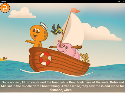 Kids Storybooks & Activities- screenshot thumbnail