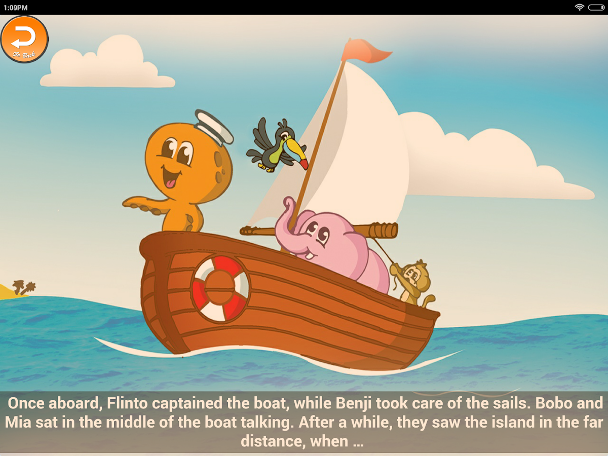 Flintobox - Storybooks,  Activities, DIYs & Blogs- screenshot