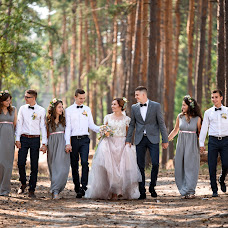 Wedding photographer Aleksandr Zhosan (AlexZhosan). Photo of 25.11.2018
