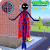 Grand Stickman Super Hero Crime City