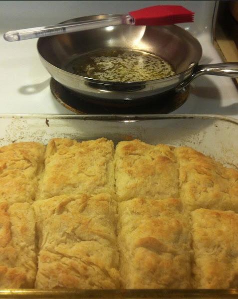 Gici's Biscuits! Recipe