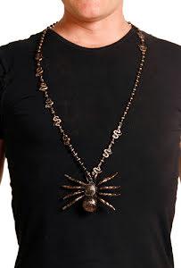 Halsband, spindel