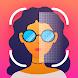 フェイス シークレット スキャナー‐老化カメラ、スタイリッシュコミック