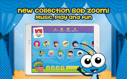 Bob Zoom : videos for kids - náhled
