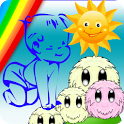 Baby Zone - Keep your toddler busy and lock phone icon
