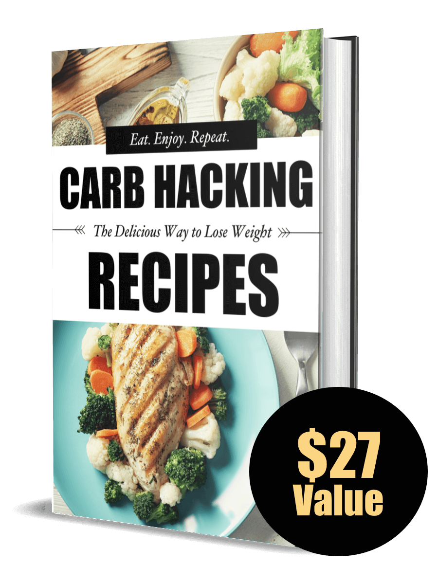 Carb Hacking Recipes Cover