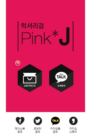 핑크제이 - Pink*J
