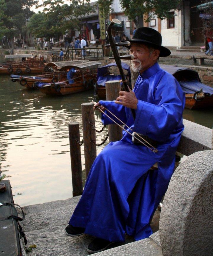 Melodia cinese di Laura
