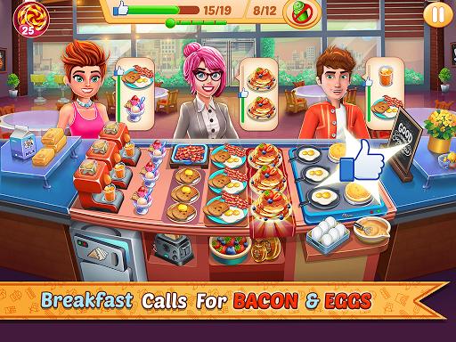 Kitchen Station Chef : Cooking Restaurant Tycoon 8.5 screenshots 18