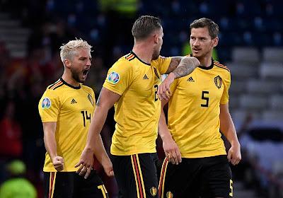 """Euro 2020 : La Belgique parmi les favoris ? """"Défensivement, ils sont trop vulnérables"""""""