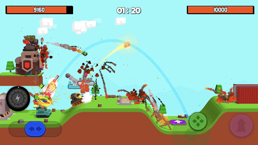 BOOM Tank Showdown screenshot 6