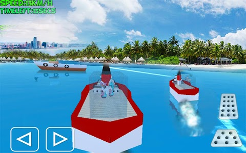 Transporter Ship Shark Aquarum screenshot 8