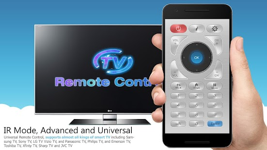 Remote Control for TV- screenshot thumbnail