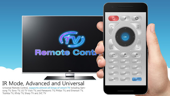 Remote Control for TV - Apps on Google Play