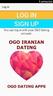 Iranian Dating Site - OGO - náhled
