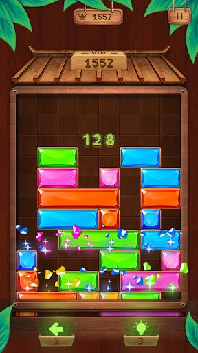 Drop Down Block - Puzzle Jewel Blast Game 1.2.1 de.gamequotes.net 4