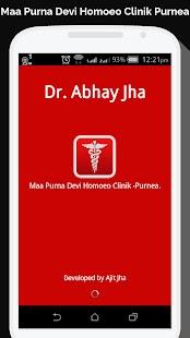 Dr Abhay Jha - náhled
