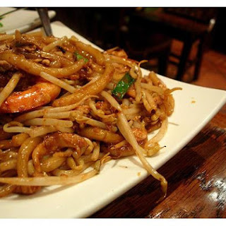 Stir Fried Shrimp With Noodles