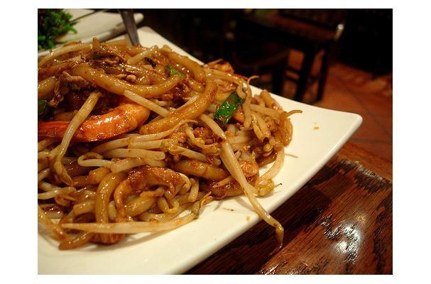 Stir Fried Shrimp with Noodles Recipe