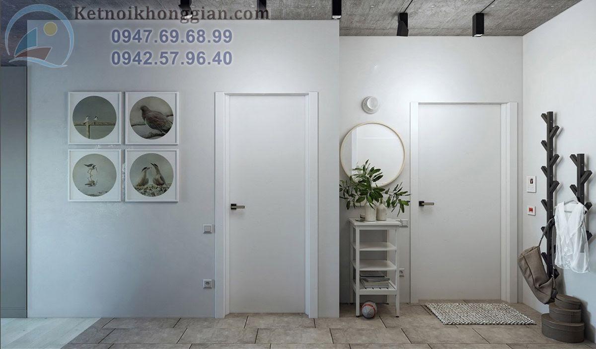 thiết kế nội thất căn hộ đẳng cấp