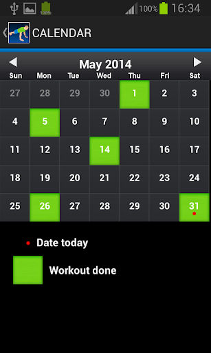 10 Daily Exercises  screenshots 4