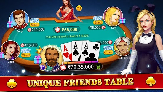 Teen Patti Flush: 3 Patti Gold - náhled