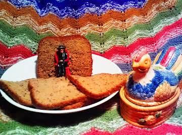 Twinings Winter Spice Tea -  Honey Wheat Bread