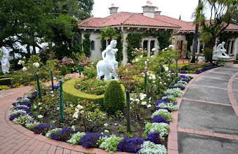 Photo: 183. Beautiful gardens everywhere ...
