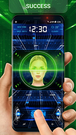 Unlock Phone with Face Detection Screen Lock for PC