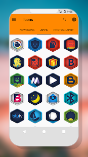 Wiva - Icon Pack Screenshot
