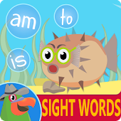 Learn to Read Sight Words, games for 4 to 8 years