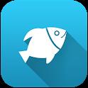 Fishing Brain & Boating Maps Marine icon