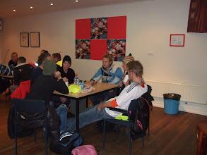 Photo: Donkerbroek; wachten tot we kunnen vertrekken