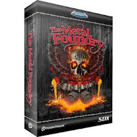 Toontrack SDX The Metal Foundry