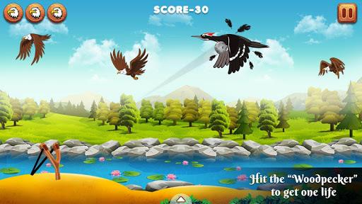 Eagle Hunting  trampa 3