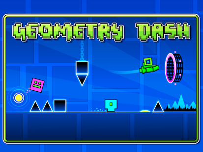 Game Geometry Dash Lite APK for Windows Phone