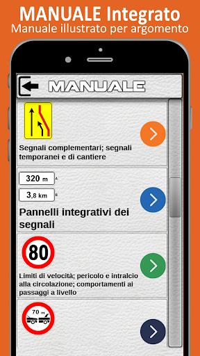 Quiz Patente B 2020 screenshot 6