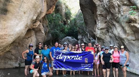 Diputación organiza una jornada de 'Deporte en Familia' en Las Canales