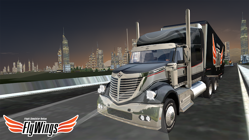 android Truck Simulator 2016 Free Game Screenshot 8