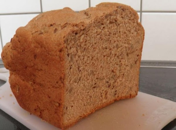 Turn on breadmachine. Use the Fast baking setting (the shorter programme for baking bread,...