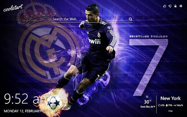 Cristiano Ronaldo Hd Wallpapers Cr7 Theme