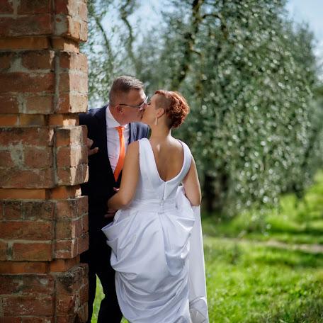 Wedding photographer Barbara Kramek matuszak (fotomatart). Photo of 09.01.2017