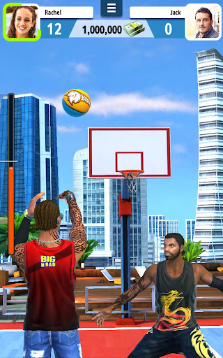 Basketball Stars  gameplay | by HackJr.Pw 12