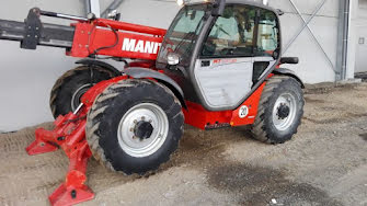 Picture of a MANITOU MT1030 S T