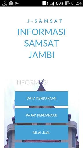 Samsat Jambi 1.0.0 screenshots 2
