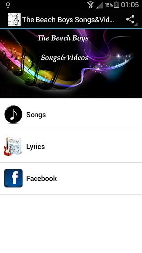The Beach Boys Songs Videos