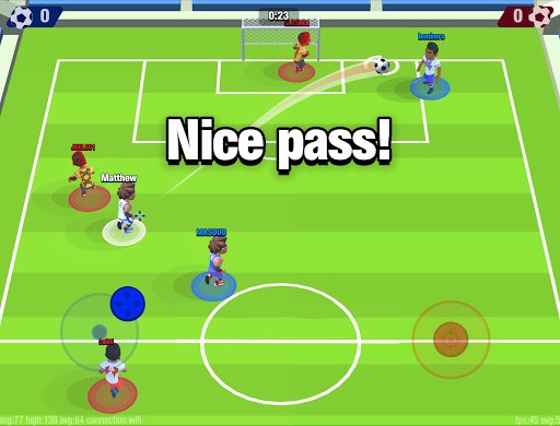Soccer Battle screenshots 19