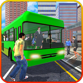 Commercial Transport Driver 3D